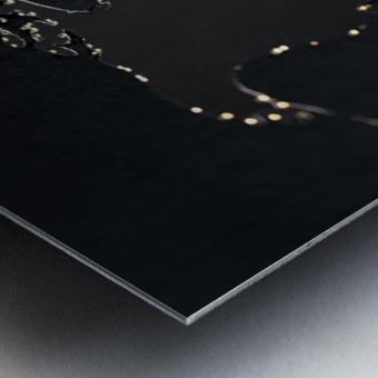 Dark Continent Diara Metal print