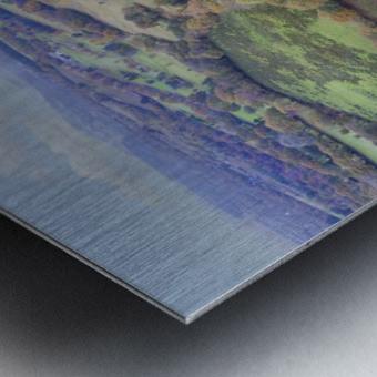 Autumn in Cwm-twrch Isaf Metal print