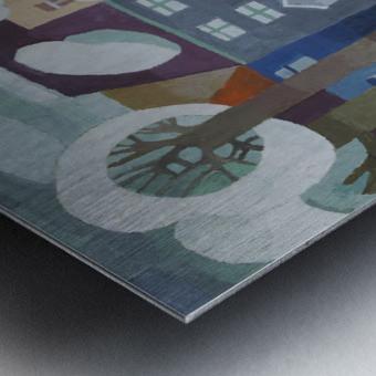 39 Metal print