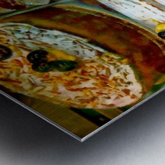 Italian Temptations Metal print