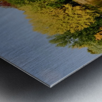 Fall in love with fall Impression metal