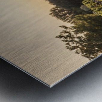 Lussac Metal print