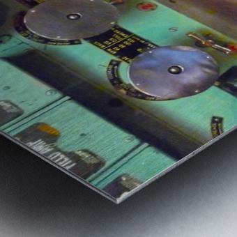 Submarine 4 Metal print