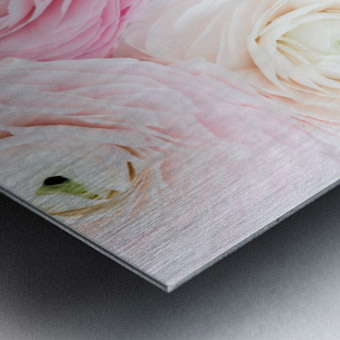 Daltana Spring Erill Metal print
