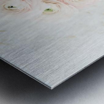 Daltana Spring Crill Metal print