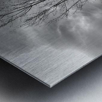 Assombri Metal print