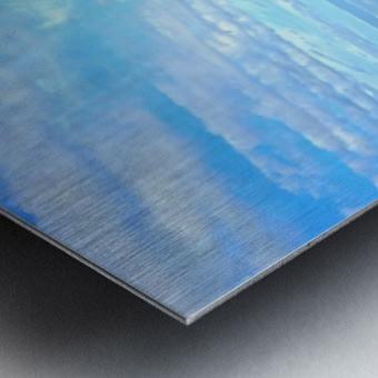Blue Day - Hawaiian Islands Metal print