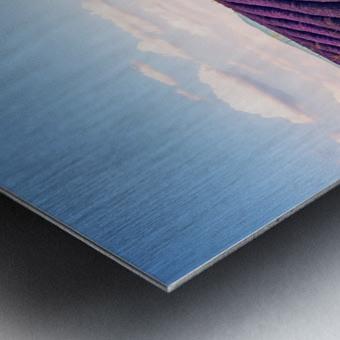 The Valensole plateau Metal print