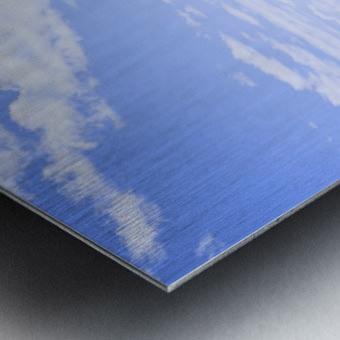 Perfect Day at the Lake - California Metal print