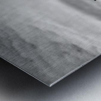 Smokestack Number Three Metal print