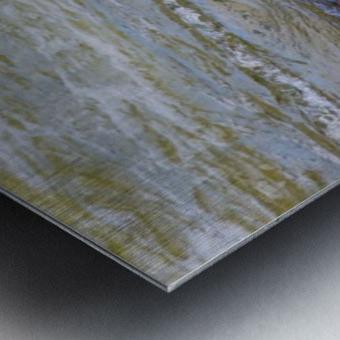 Great Blue Heron ap 2014 Impression metal