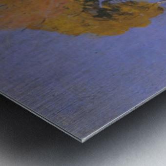 Stroller by Macke Metal print