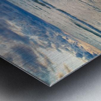 Sunset ap 2446 Metal print