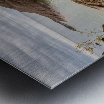 Lake Superior ap 2550 Metal print