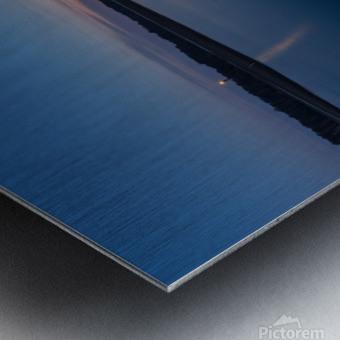 Assateague Light ap 2763 Metal print