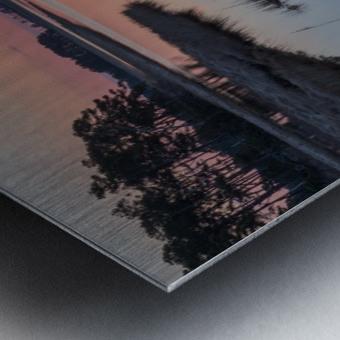 Sunrise ap 2786 Metal print