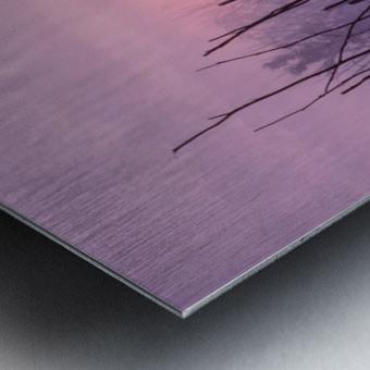Sunrise ap 1501 Metal print