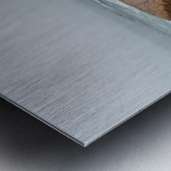Boulders ap 2254 Metal print