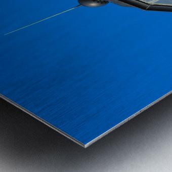 Fresnel Lens ap 2444 Metal print