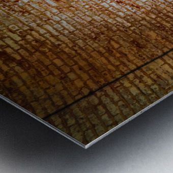 Interior Detail ap 2098 Metal print