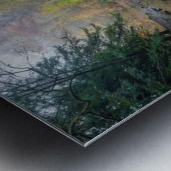 Cowanshannock Creek apmi 1970 Metal print