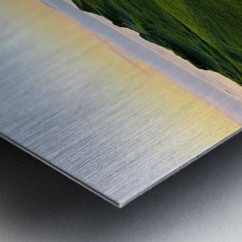 Into The Sea Metal print