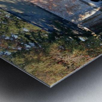 Cole Island (Victoria, BC) Metal print