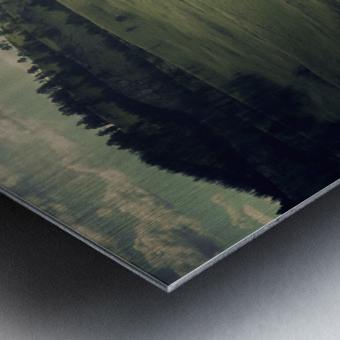 Where The Bison Roam Metal print