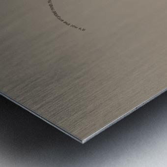 Encysted Metal print