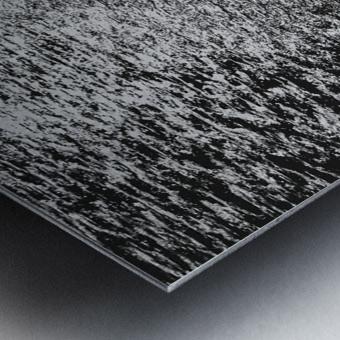 Moonlight Waves Revere Beach Metal print