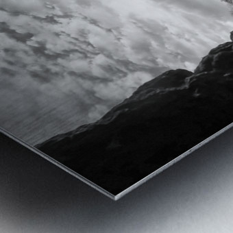 Daumesnil lake Impression metal