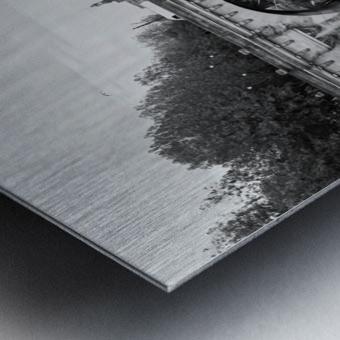 The barge Impression metal