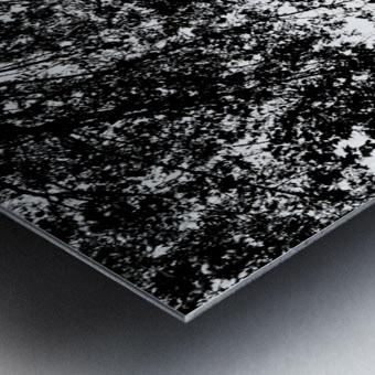 Metal Leaves  Impression metal