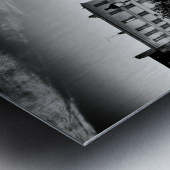 Sully bridge sunrise Impression metal