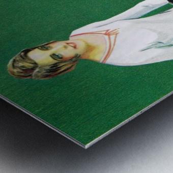 Olivetti poster Metal print