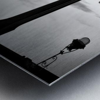 Bir-Hakeim  bridge                                  Impression metal