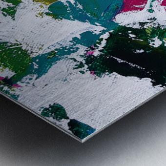 Tropical - Horizontal Metal print