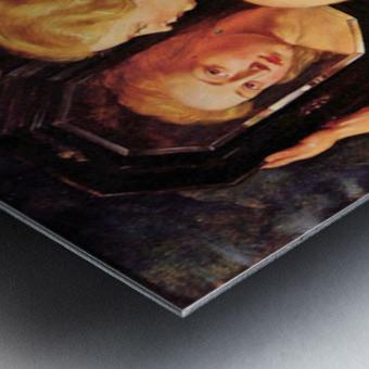 Toilette of Venus by Rubens Metal print