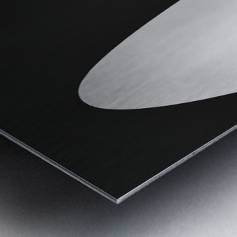 Abstract Sailcloth 5 Metal print