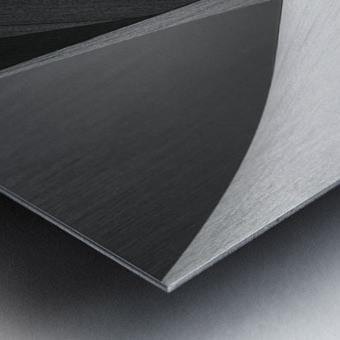 Abstract Sailcloth 2 Metal print
