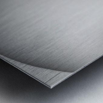 Abstract Sailcloth 6 Metal print