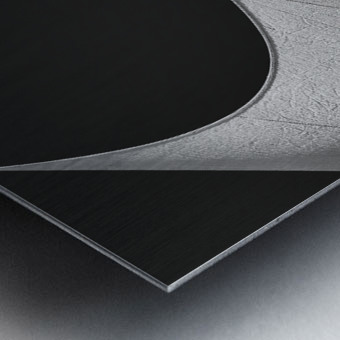 Abstract Sailcloth 19 Metal print