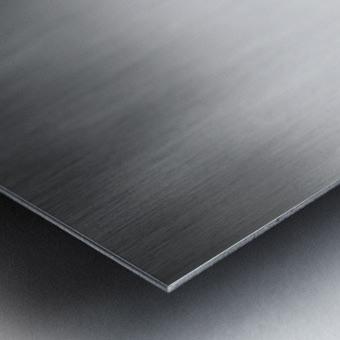 Three Metal print