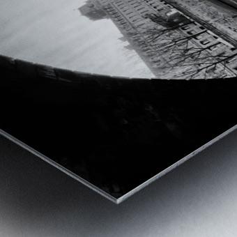 Under the bridge Impression metal