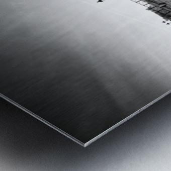 Archeveche bridge Impression metal
