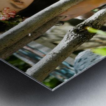 NO SECRET BETWEEN US  collection 2-4 Metal print