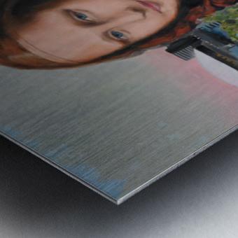 Nola Lisa  Metal print