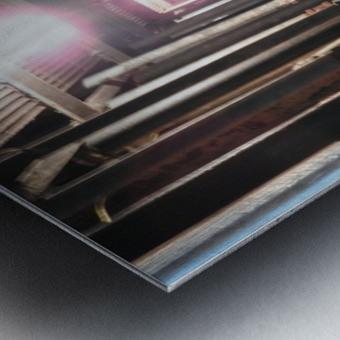 Plumbers Nightmare Metal print