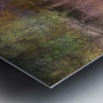 Dusky Tones Metal print