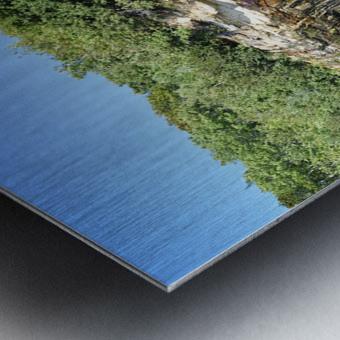 0222 Metal print